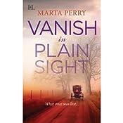Vanish in Plain Sight | [Marta Perry]
