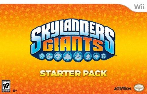 Skylanders Giants Starter Kit - Nintendo Wii