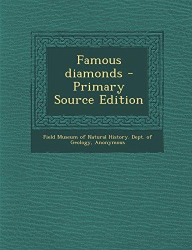 Famous diamonds - Primary Source Edition