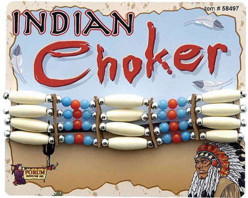 Beaded Indian Choker (Standard) - 1