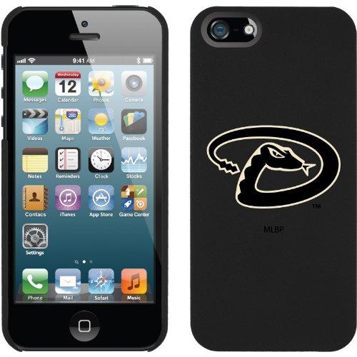 Best Price MLB Arizona Diamondbacks iPhone 5 Snap-On Case - Black