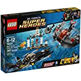 LEGO Superheroes Black Manta Deep Sea Strike
