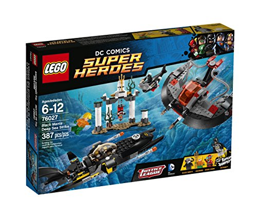 LEGO-Superheroes-Black-Manta-Deep-Sea-Strike-Building-Set-76027