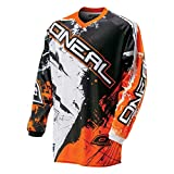 O'neal Element Youth FR Jersey Kinder Trikot lang Shocker schwarz