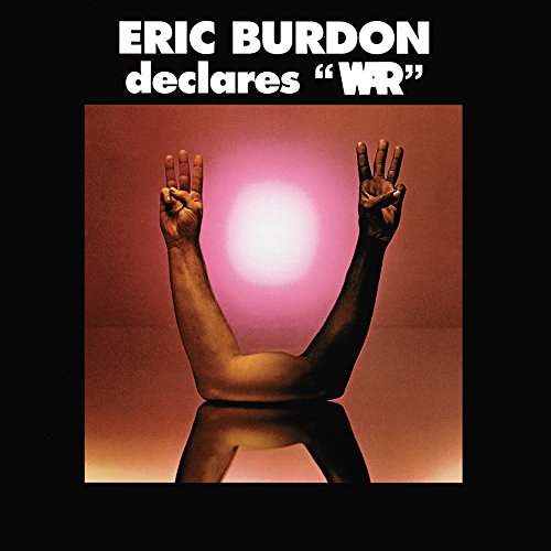 CD : War - Eric Burdon Declares War