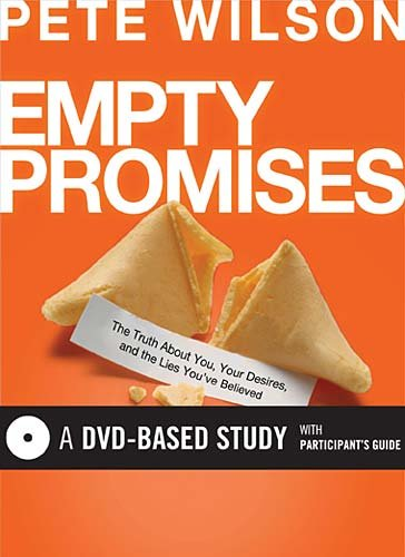 Empty Promises DVD Study Guide (Pete Wilson)
