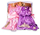 Tangled Rapunzel Dress Up Trunk (Paper Band)