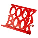 Premier Housewares Cookbook Stand - Red