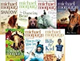 Michael Morpurgo Collection, 7 Books (Shadow, The Dancing Bear, An Elephant in the Garden, Farm Boy, Running Wild, Alone on a Wide Sea, Billy the Kid). RRP £42.93. Michael Morpurgo