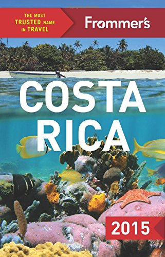 Frommer'S Costa Rica 2015 (Color Complete Guide) front-23741