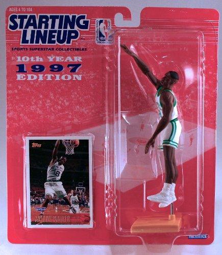 1997 NBA Starting Lineup - Antoine Walker - Boston Celtics