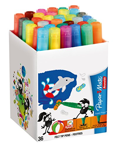 paper-mate-reynolds-super-propy-x36-feutre-de-coloriage