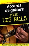 Accords de guitare pour les nuls