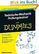 Technische Mechanik für Dummies Prüfungstrainer