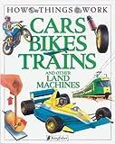 Cars,Bikes,Trains