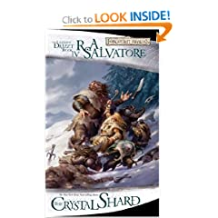 The Crystal Shard: The Legend of Drizzt, Book 4 (Forgotten Realms) by R.A. Salvatore