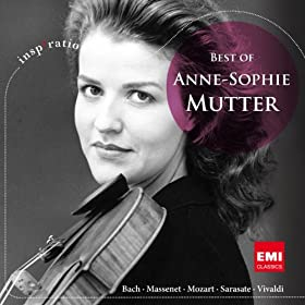 Best of Anne-Sophie Mutter (International Version)