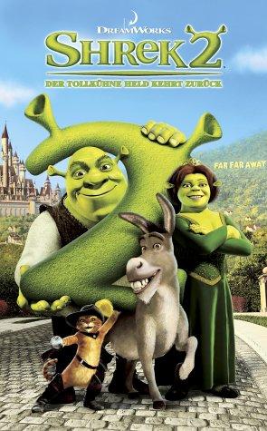 Shrek 2 – Der tollkühne Held kehrt zurück [VHS]