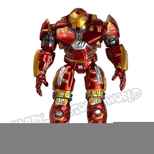 New Marvel Avengers 2 Age of Ultron Hulkbuster Action Figure Iron Man Mark 44