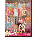 Ken and Barbie Going to Disney