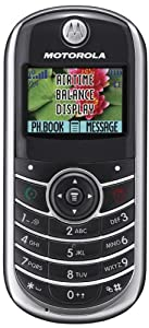 Motorola C139 No Contract Tracfone