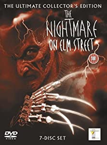 The Nightmare On Elm Street (Seven Disc Collector's Edition) [DVD]