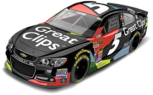 Lionel Racing CX55865GCKK Kasey Kahne #5 Great Clips 2015 Chevy SS 1:64 Scale ARC HT Official NASCAR Diecast Car