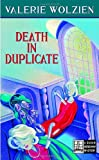 Death in Duplicate (0345468082) by Wolzien, Valerie