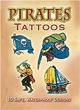 Pirates Tattoos (Dover Tattoos)