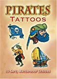 img - for Pirates Tattoos (Dover Tattoos) book / textbook / text book