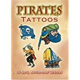 Pirates Tattoos (Dover Tattoos)