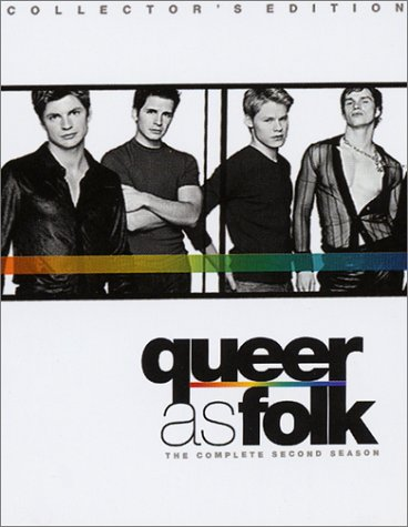 Queer As Folk: Complete Season 2 [DVD] [Import]