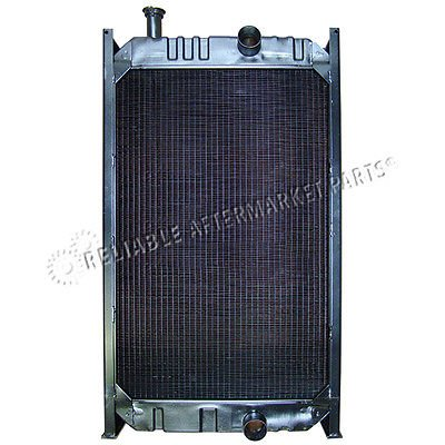 """AH145366 New Radiator (Depth 4"""") Made To Fit John Deere Combine 9650STS 9750STS"""
