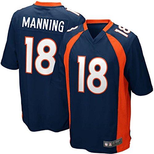18 Peyton Manning Jersey
