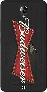 Dragon Shield' Miromax Canvas 6 Pro back cover (Designer printed cover)