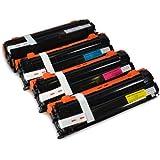 4 Toner-Kartuschen kompatibel für Samsung CLP-680 SET Multipack Black, Cyan, Magenta, Yellow