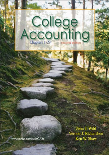 College Accounting (Chapters 1-29)