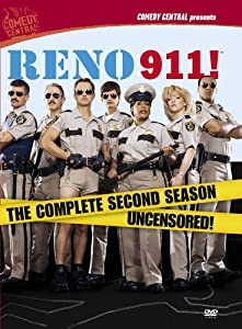 Reno 911: Season 2 (Uncensored Edition)