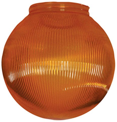 Polymer Products (3216-51630) Orange Replacement Globe for String Lights