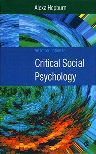 within the social world essays in social psychology Available in: paperback this anthology, designed to be accessible to undergraduate students, contains original and classic essays on social psychology.