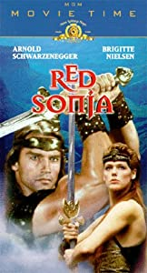 Amazon.com: Red Sonja [VHS]: Arnold Schwarzenegger ...