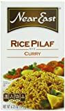 Near East Curry Rice Pilaf Mix, 6.25-Ounce Boxes (Pack of 12)