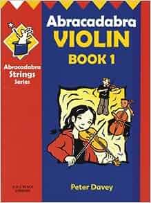 Abracadabra Violin: Bk. 1 (Instrumental Music), Davey, Peter, Used; Acceptable B