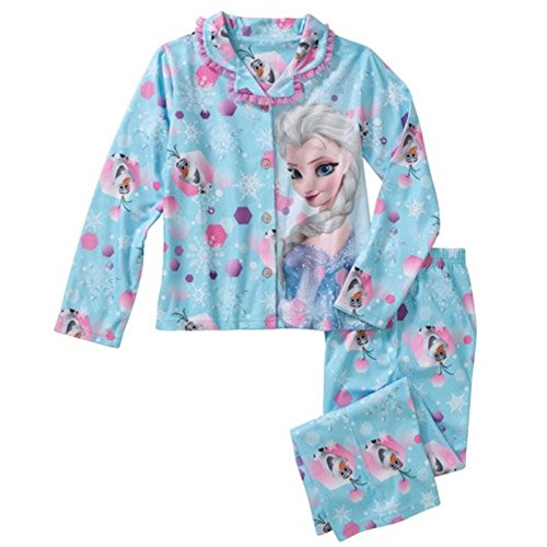 Disney Princess Pajamas For Girls