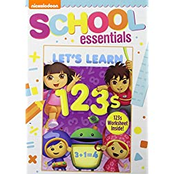 Let's Learn: 1 & 2 & 3s
