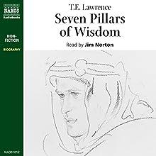 Seven Pillars of Wisdom   Livre audio Auteur(s) : T.E. Lawrence Narrateur(s) : Jim Norton