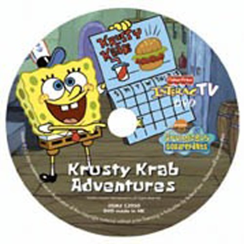 InteracTV - SpongeBob's Krusty Krab Adventures - 1