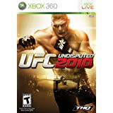 UFC Undisputed 2010 ~ THQ