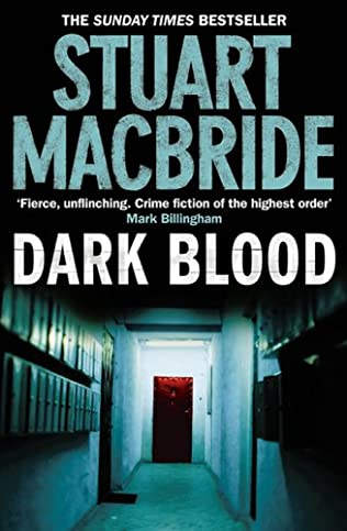 book cover of Dark Blood