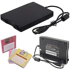 bositools lecteur de disquettes externe portable avec. Black Bedroom Furniture Sets. Home Design Ideas
